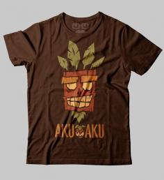 Camiseta Aku Aku