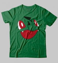 Camiseta Bulbasaur
