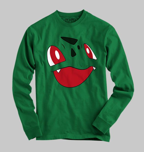 Camiseta Bulbasaur