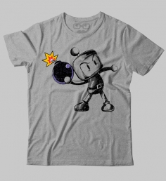 Camiseta Bomberman