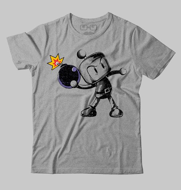 Camiseta Bomberman