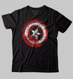 Camiseta Capitão Black