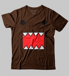 Camiseta Domo
