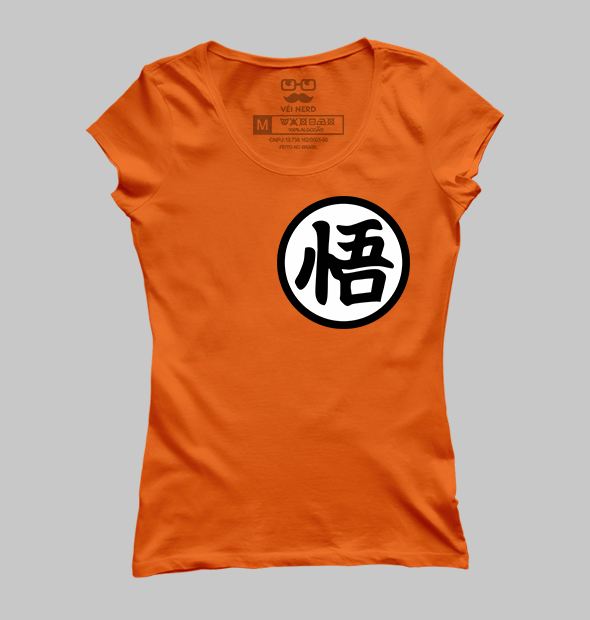 Camiseta Kimono de Goku