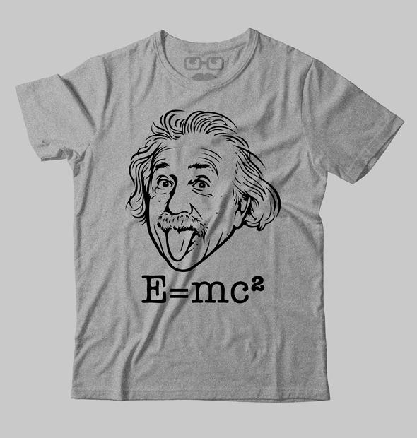 e59f78748 Camiseta Einstein - Véi Nerd