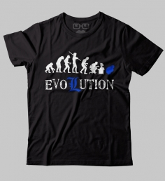Camiseta Evolution L
