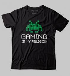 Camiseta Gaming