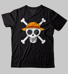 Camiseta Bandeira One Piece