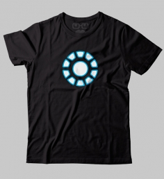Camiseta Reator iron man