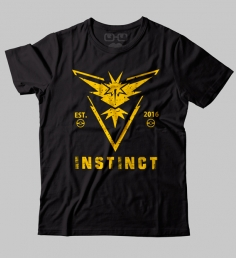 Camiseta Time Instinct