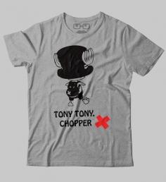 Camiseta Tony Chopper