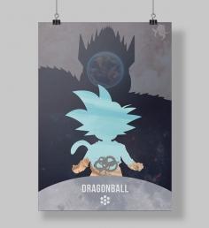Poster Goku