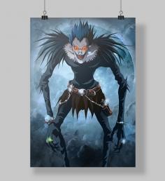 Poster Ryuk Anime