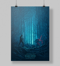 Poster Force Awakens