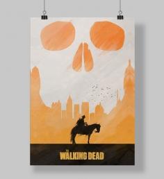 Poster Rick Grimes