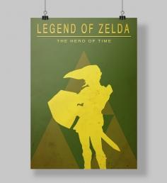 Poster Zelda